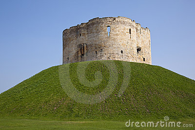 Cliffords Tower - York - England