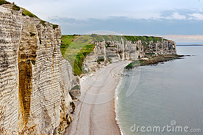 Cliffs of Etretat, Normandy