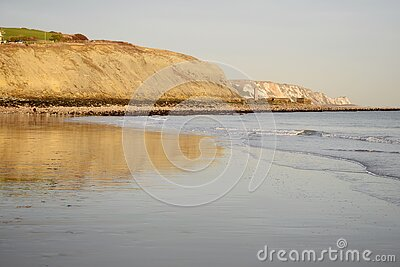 Cliffs In Folkstone Free Public Domain Cc0 Image