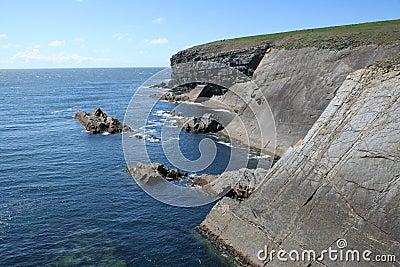 Cliffs at Loop Head, Ireland