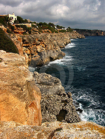 Cliffs of Mallorca