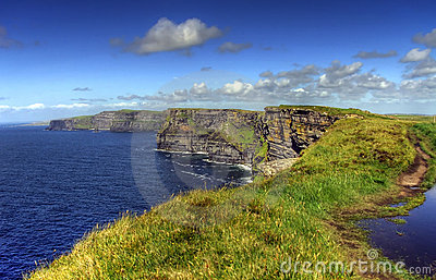 Cliffs of Moher..
