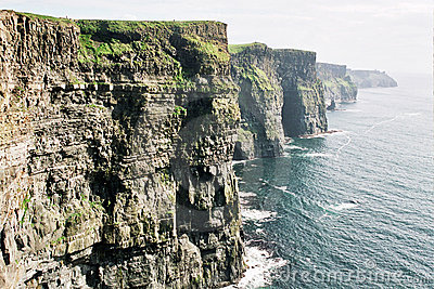 Cliffs of Moher Liscannor Clare Ireland West
