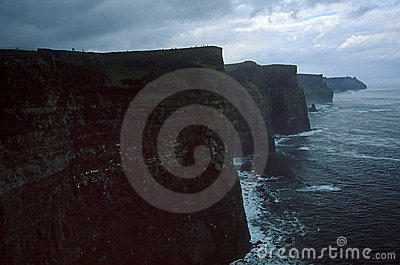 Cliffs of Moher no.2