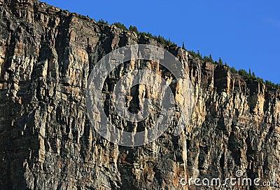Cliffs of Mount Fairview