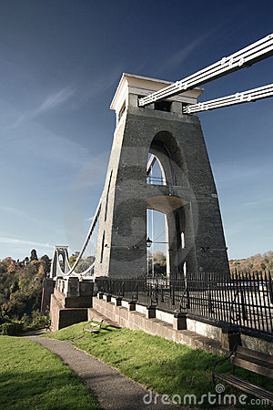 Clifton Suspension Bridge, West