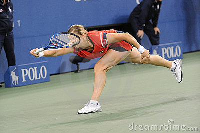Clijsters winner of US Open 2009 (32) Editorial Image