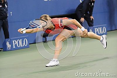 Clijsters winner of US Open 2009 (32) Editorial Image