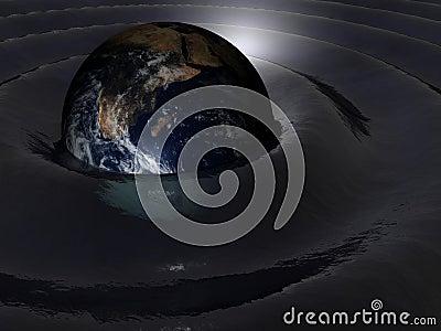 Climate change - 3D