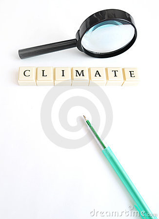 Climate word