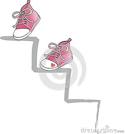Climb in pink