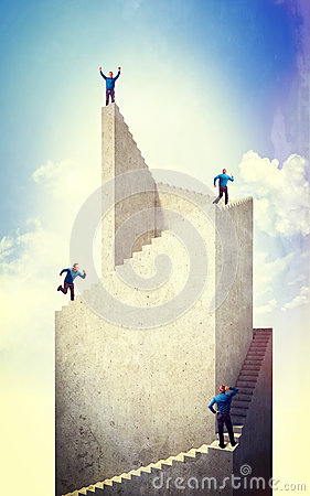 Climb to success