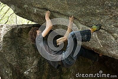 Climbers Editorial Image