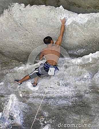 Free Climbing Royalty Free Stock Image - 2364416