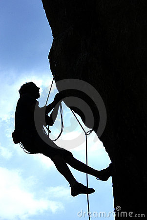 Free Climbing Royalty Free Stock Images - 5137169