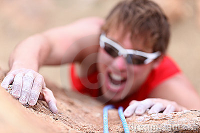 Climbing challenge