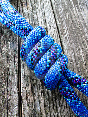 Climbing knot