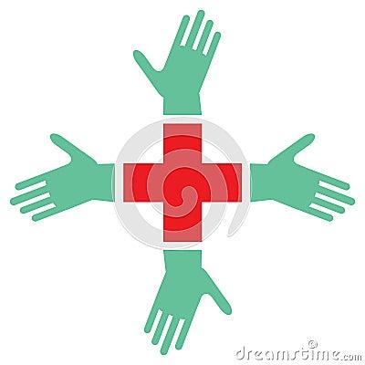 Clinic emblem