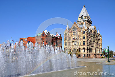 Clinton Square, Syracuse, New York