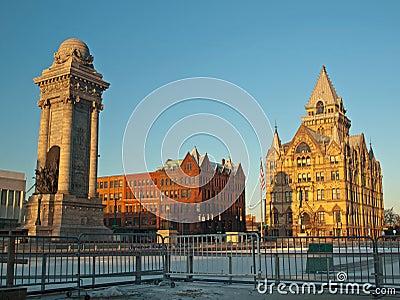 Syracuse, new york Editorial Stock Image