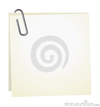 Clip notes