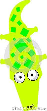 Κροκόδειλος - διάνυσμα clipart