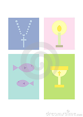 Clipart Set: Religion / Christianity