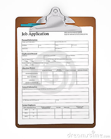 clipboard-job-application-9034656 Job Application Form For Shop on free generic, blank generic, part time,