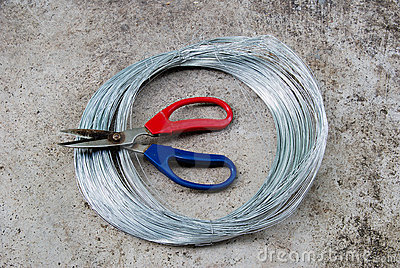 Clippers and wire