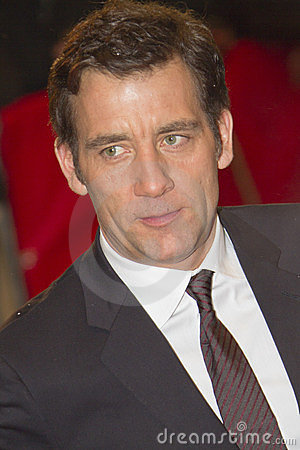 Clive Owen Editorial Stock Image
