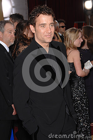 Clive Owen Editorial Stock Photo