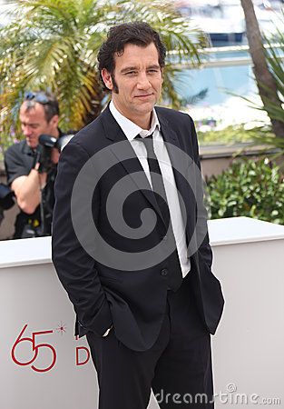 Clive Owen Editorial Photo