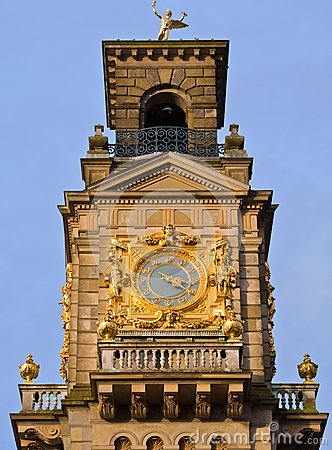 Cliveden House Clock Tower, England