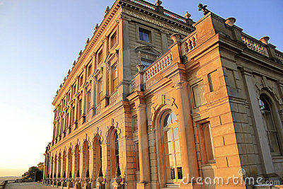 Clivedon house stately home england