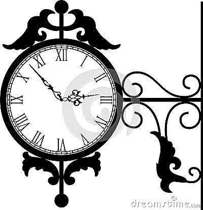 Free Clock Stock Image - 18464041
