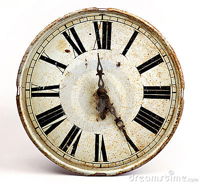 Free Clock Royalty Free Stock Photography - 5251007