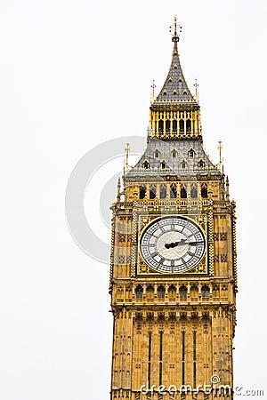 The Clock Big Ben