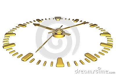 Clock, clockface