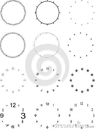 Clock Dials 1