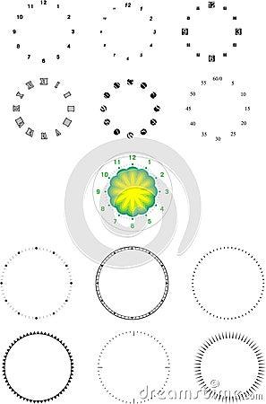 Clock Dials 2