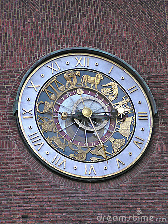 Clock Face (Norway)