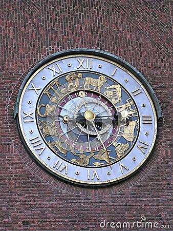 Clock Face (Norway)