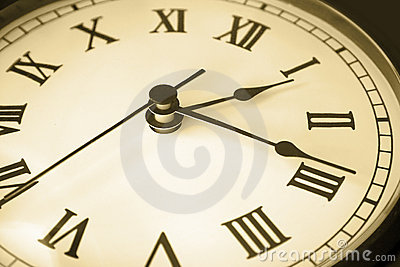 Clock Face Time