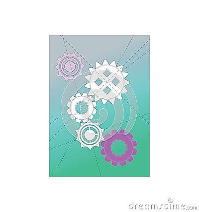 Clock gears