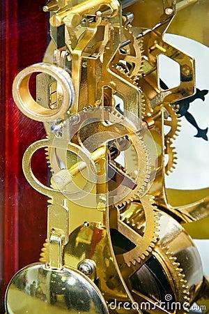 Clock gears 2