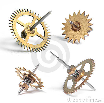 Clock Gearwheels