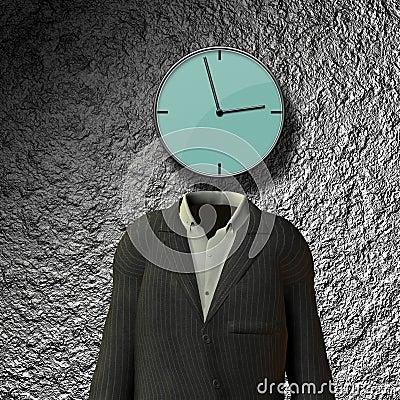 Clock Headed