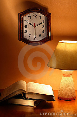 Clock Lamp Books