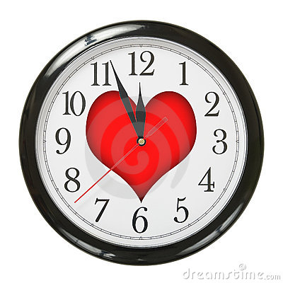 Clock of love