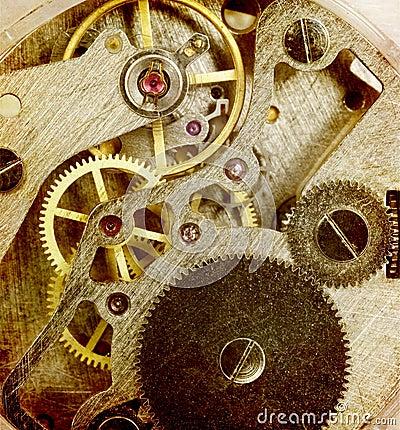 Clock mechanism 2